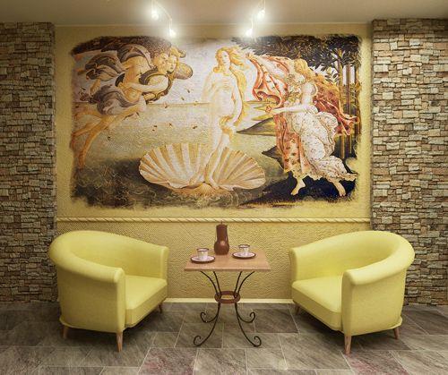 Декоративные фрески другое изображение