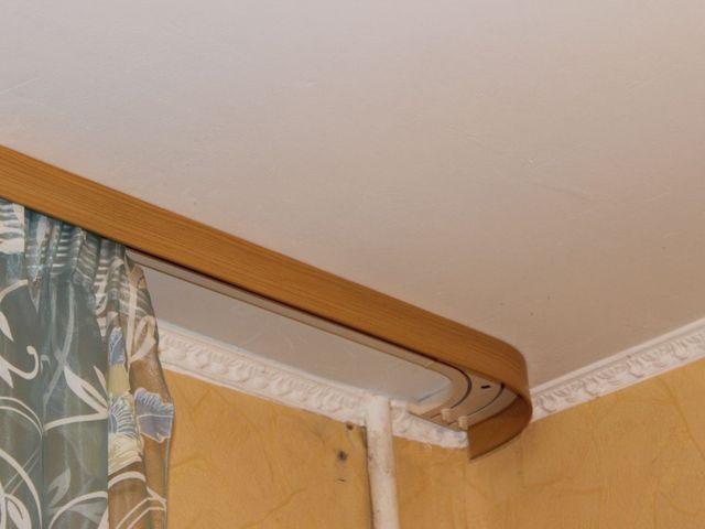 Купить потолочные карнизы для штор в Саратове по низкой цене | 480x640