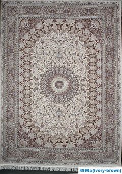 Esfahan 4996a ivory-brown