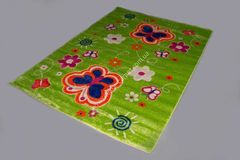 KIDS Carpet 866 green
