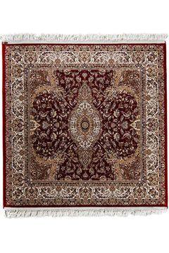 Ковер Abrishim 3811A dark red beige