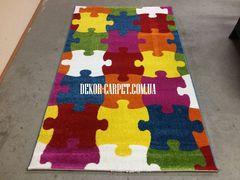 Ковер Детский ковер ALB Kids 948 puzzle