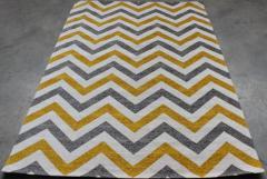 Ковер Almina 131700 grey yellow
