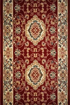 Дорожка Almira 2304 red cream dor