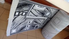Дорожка Almira 5328 grey dor