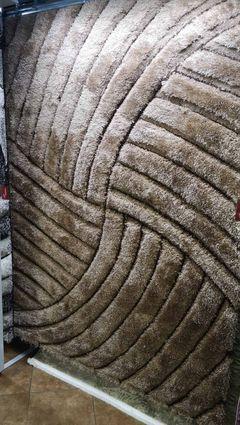 Ковер Ворсистый ковер Art Tria 0200 beige
