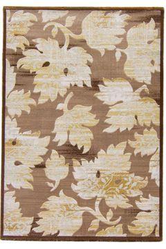 Ковер Ворсистый ковер Bamboos 3864a bej