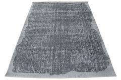 Ковер Стриженный ковер Barcelona K177A grey_grey