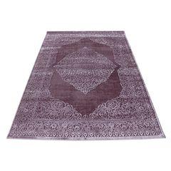 Ковер Стриженный ковер Barcelona M804A violet_violet