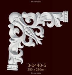 Угловой элемент для молдингов Classic Home 3-0440-5
