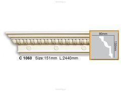 Карниз с орнаментом Gaudi Decor C 1060 (2.44м)