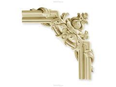 Угловой элемент для молдингов Gaudi Decor CF 3007A
