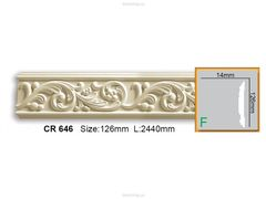 Молдинг Gaudi Decor CR 646 (2.44м) Flexi