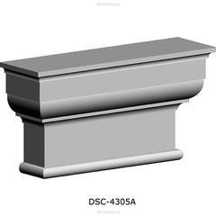 Дверное обрамление Perimeter Вставка DSC-4305A