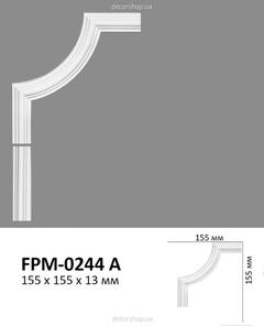 Угловой элемент для молдингов Perimeter FPM-0244A