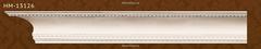 Карниз с орнаментом Classic Home HM-13126
