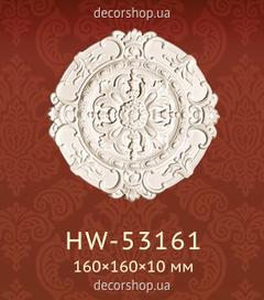 Декоративный орнамент (панно) Classic Home HW-53161