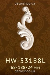 Декоративный орнамент (панно) Classic Home HW-53188 L/R