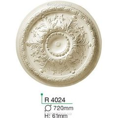 Потолочная розетка Gaudi Decor R 4024