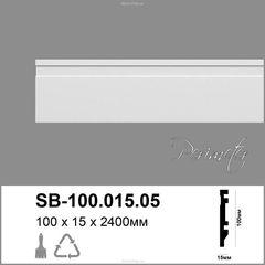Плинтус из полиуретана Perimeter SB-100.015.05