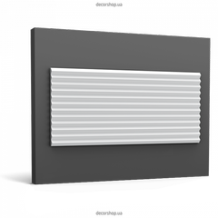 3D панель Orac Decor W108