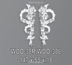 Декоративный орнамент (панно) Perimeter WD-38R