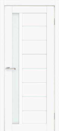 Двери Omis Cortex Deco 09 белый silk matt