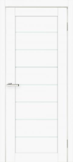 Двери Omis Cortex Deco 10 белый silk matt