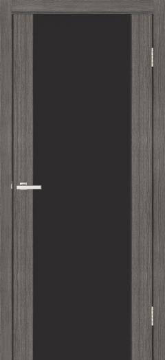 Двери Omis Cortex Gloss дуб ash triplex черный