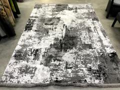 Ковер Стриженный ковер Craft 23279 grey