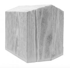 Стыковочный элемент Decowood E 056 classic белый