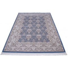 Esfahan 9915A-BLUE-IVORY