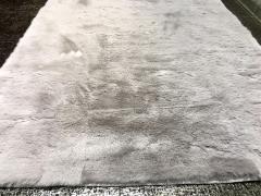 Ковер Ворсистый ковер Estera CT silver