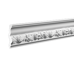 Карниз с орнаментом Европласт 1.50.259