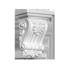 Декоративная консоль Европласт 1.19.012