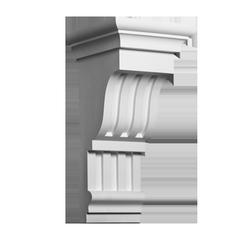 Декоративная консоль Европласт 1.19.018