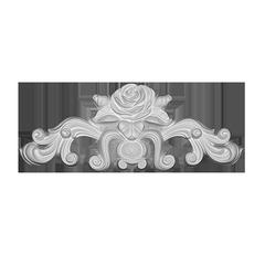 Декоративный орнамент (панно) Европласт 1.60.040