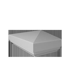 Балюстрада Европласт Полукрышка піраміда 4.76.111