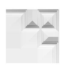 Угловой элемент для молдингов Европласт 1.52.286