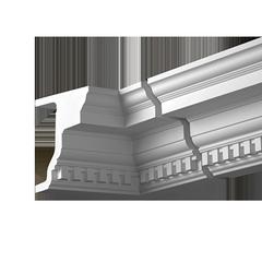 Фасадная деталь Европласт Внутренний угол 4.32.321