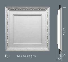 Кессон (потолочная плита) Orac Decor F31