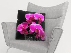 Фотоподушка Ветка орхидеи