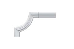 Угловой элемент для молдингов Perimeter FPM-0331