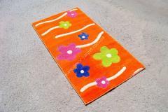 Дорожка Fulya 8947 orange dor