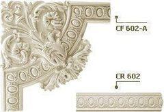 Угловой элемент для молдингов Gaudi Decor CF602A