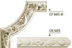 Угловой элемент для молдингов Gaudi Decor CF605B