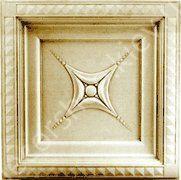 Кессон (потолочная плита) Gaudi Decor R4042