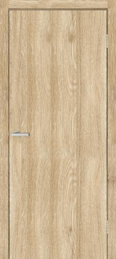 Двери Omis Глухая (гладкая) NL дуб Саванна