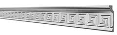 Карниз с орнаментом Glanzepol GP58