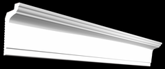 Гладкий карниз Glanzepol GPX-4